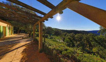 Dpt Var (83), for sale LA GARDE FREINET property in the heart of nature, stable, villa, apartment, s