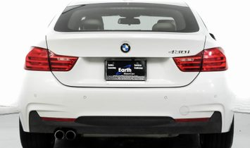 2017 BMW 4 Series 430i Gran Coupe M-Sport Package