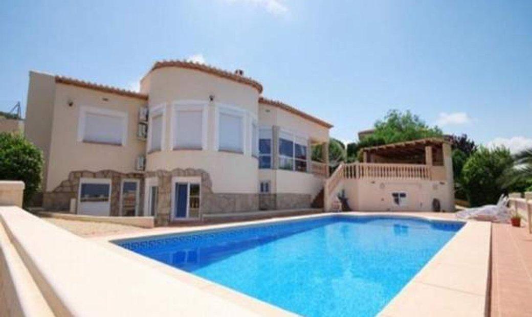 Javea Villa