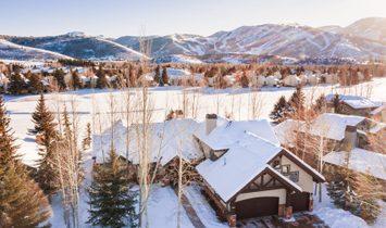 Ski Run & Golf Course Views
