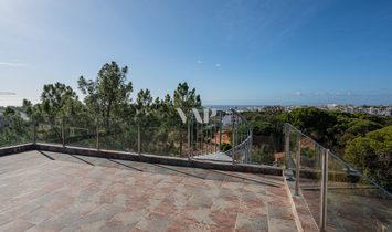 OLHOS DE AGUA - 4 bedroom villa with fabulous sea view