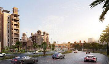 Building 2, best 2 BR type A, high floor
