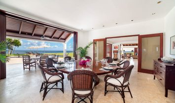 Punta Aguila # 25   Trophy Property   Oceanfront Estate W/ 101 Mts. Waterfront