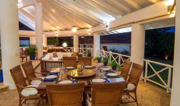 Barranca Oeste # 17 • Tropical Elegance With Ocean Views & Massive Back Yard