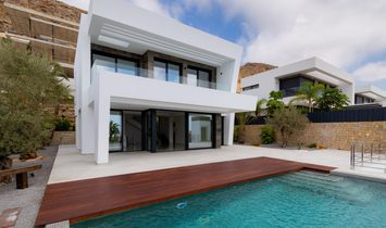 Finestrat Villa