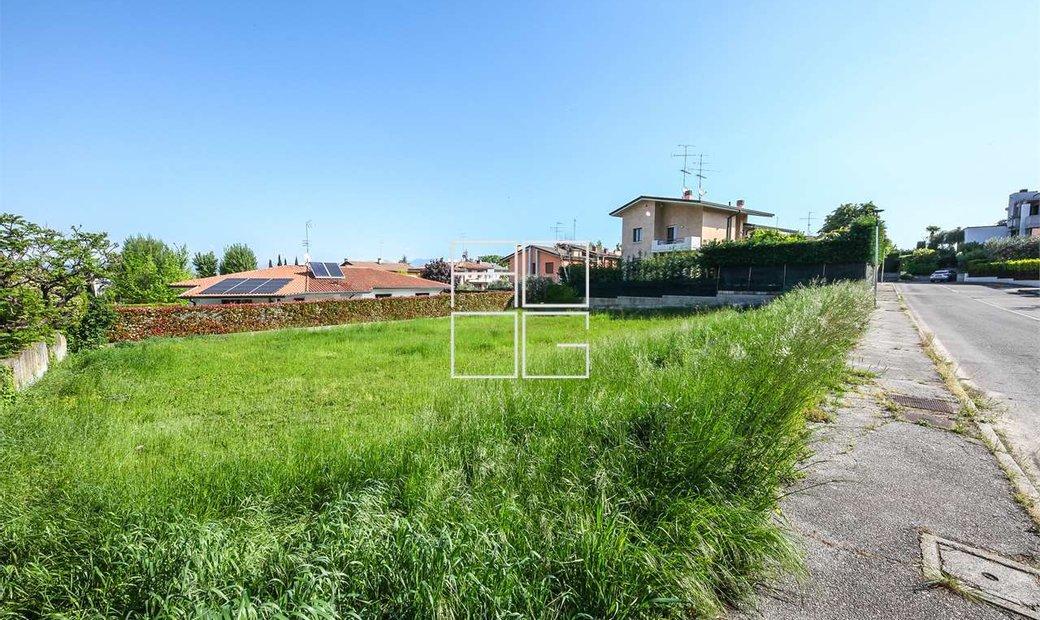 Bellissimo terreno edificabile residenziale