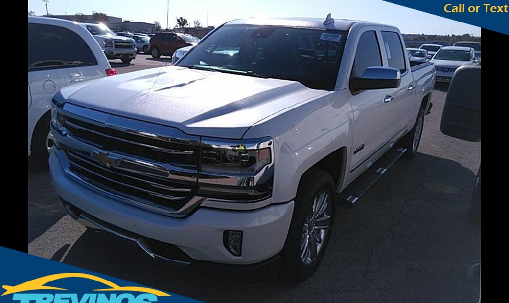 2017 Chevrolet Silverado 1500 Crew Cab High Country Pickup 4D 5 3/4 ft
