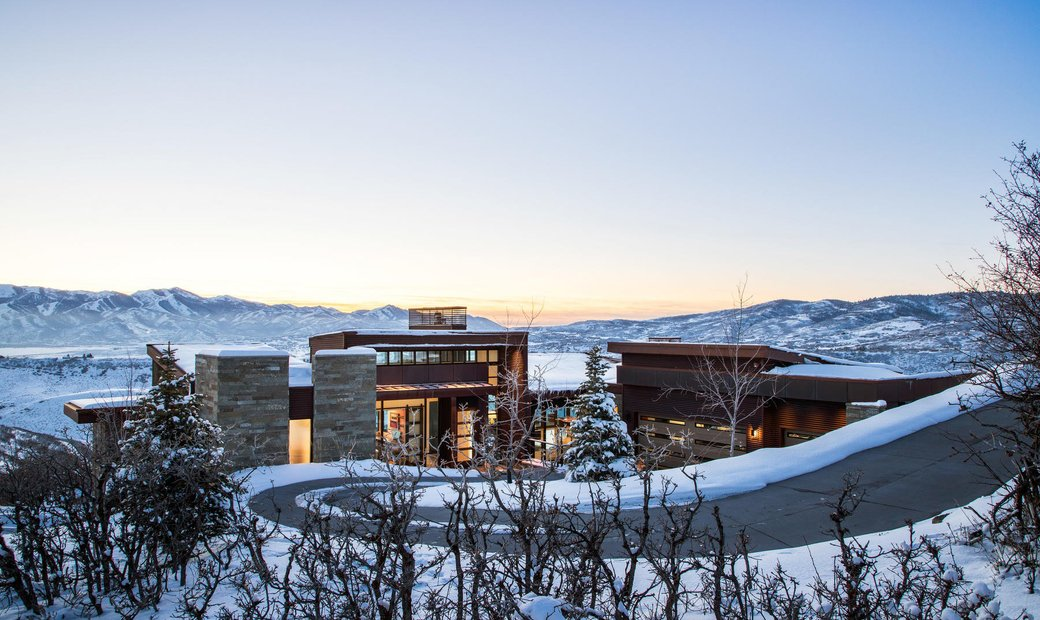 Stunning Contemporary With Views In Promontory