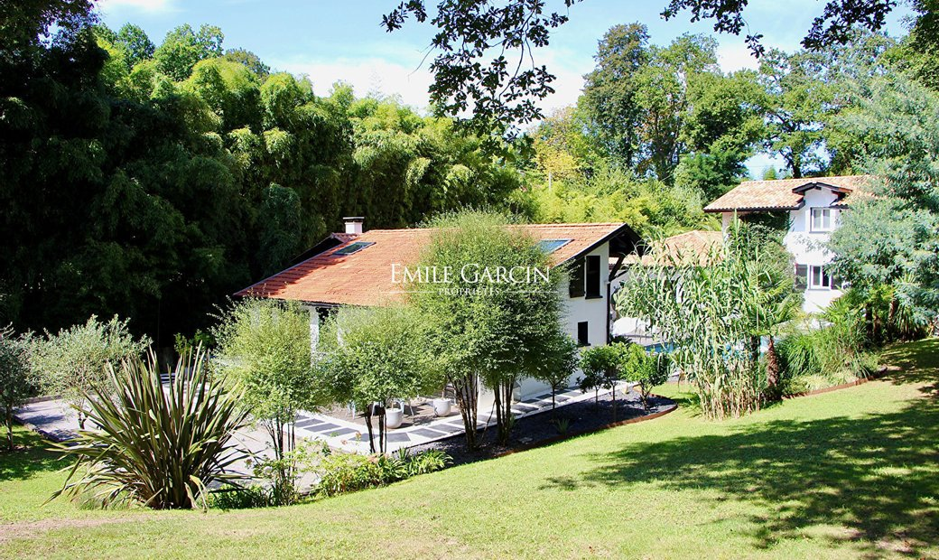 House for sale in Biarritz: a slice of paradise just 5 minutes from the city centre