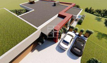 Progetto per importante villa vista lago totale