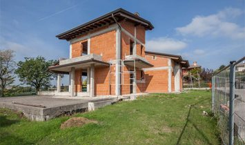 Villa al rustico con vista panoramica