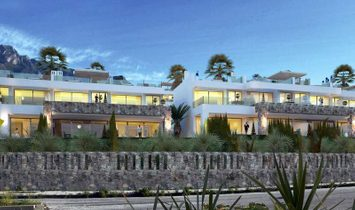 Marbella Golden Mile Town House