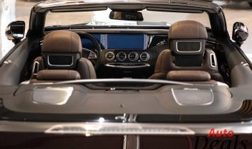 2019 Mercedes-Benz Mercedes-Maybach S 650
