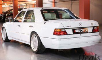 1992 Mercedes-Benz E 500