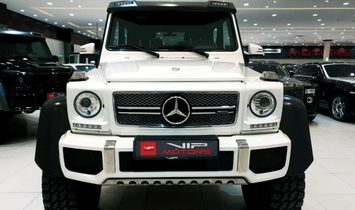 2015 Mercedes-Benz G 63 AMG 6×6