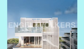 PENTHOUSE ON TWO LEVELS WITH SEA VIEW