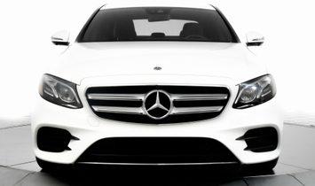 2019 Mercedes-Benz E-Class E 300 AMG Sport $61,970 MSRP