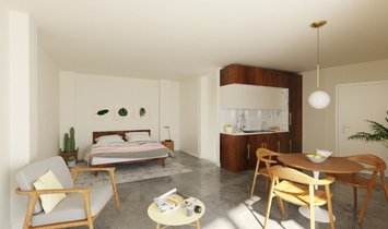 Flat Studio Sell em Santo António,Lisboa