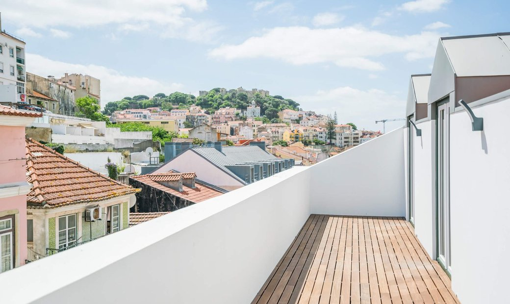 Flat T3 Sell em Santa Maria Maior,Lisboa