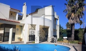 Cascais | Birre. House 5 bedrooms with pool and garden.