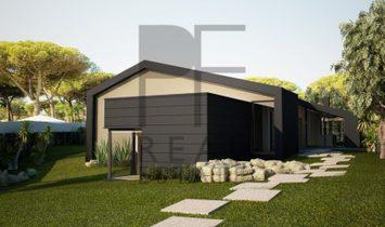Contemporary Villa in reconstruction phase | Birre