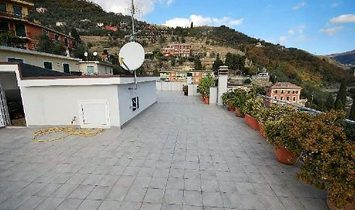 RECCO FIRST HILL OF MEGLI in a panoramic position portion of a detached house