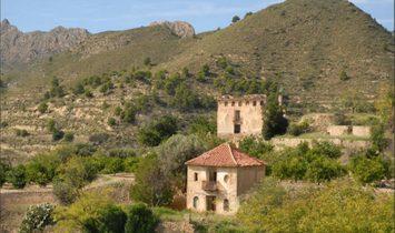 Relleu village-house