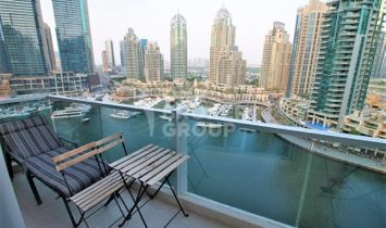 Full Marina View |Price is Negotiable|3 Bed