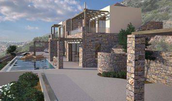 Villa 197 sqm in Crete, Greece