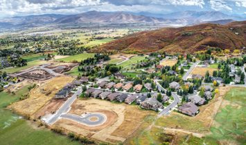 To Be Built Home In Cascades At Soldier Hollow Phase Ii