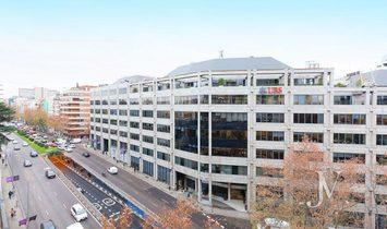 El Viso - Castellana, 399m2 with 24-hour security, 2 parking spaces.