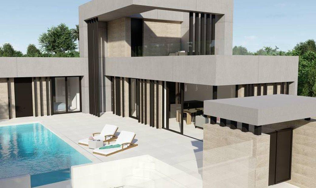 Benijofar Detached Villa