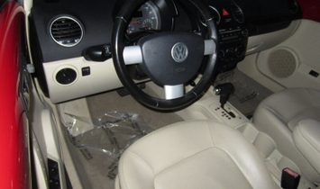 Volkswagen New Beetle Convertible
