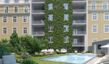 Duplex apartment with terrace near Marquês de Pombal
