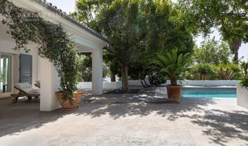 Marvelous 6 bedroom villa with amazing countryside views for sale in Estoi, one of the most amazing