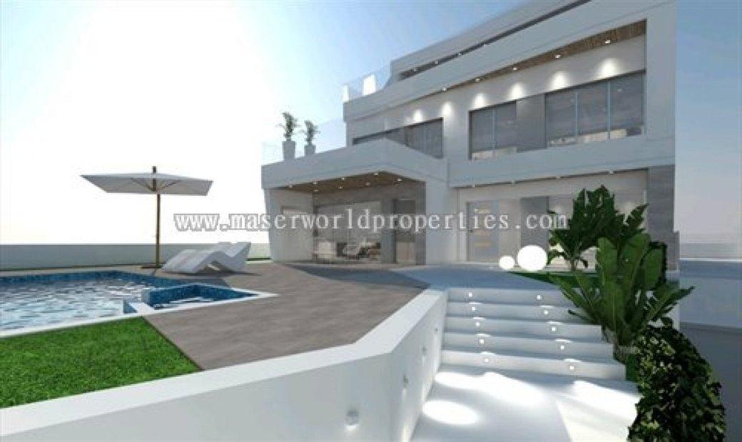 Orihuela Costa Villa