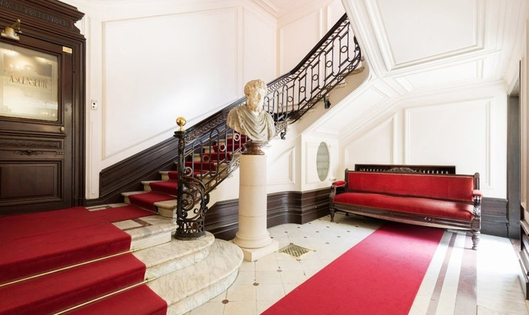 Paris 8th District – An exceptional pied a terre