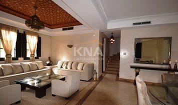 Magnifique Duplex au sein d'une jolie résidence avec piscine et jardin