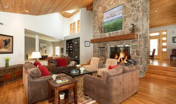 6840 N ELLEN CREEK ROAD Teton Village, WY
