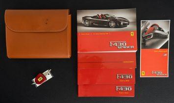 2006 Ferrari F430 Spider 6 speed