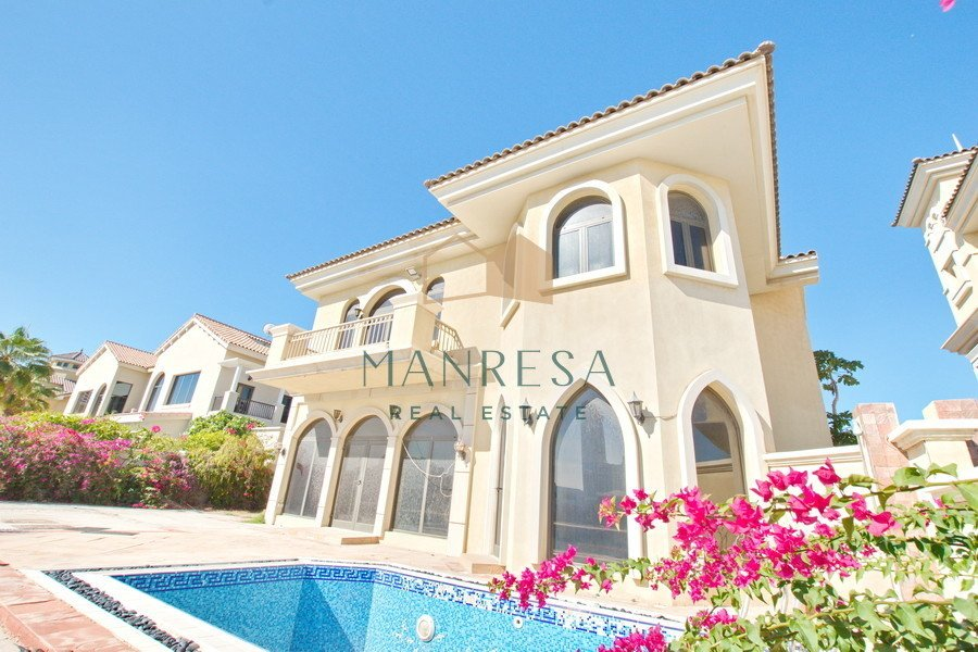 House in The Palm Jumeirah, Dubai, United Arab Emirates 1