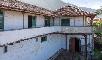 Palacete en Garachico con unas vistas fantásticas