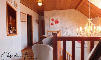 SERRE CHEVALIER. 250m² house with garden