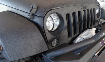 2015 Jeep Wrangler Unlimited Sport ROCKY RIDGE