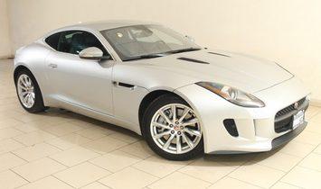 Jaguar F-TYPE 2DR CPE AT RWD