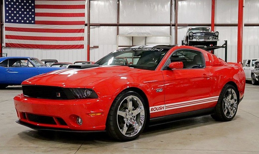 2011 Ford Mustang Roush