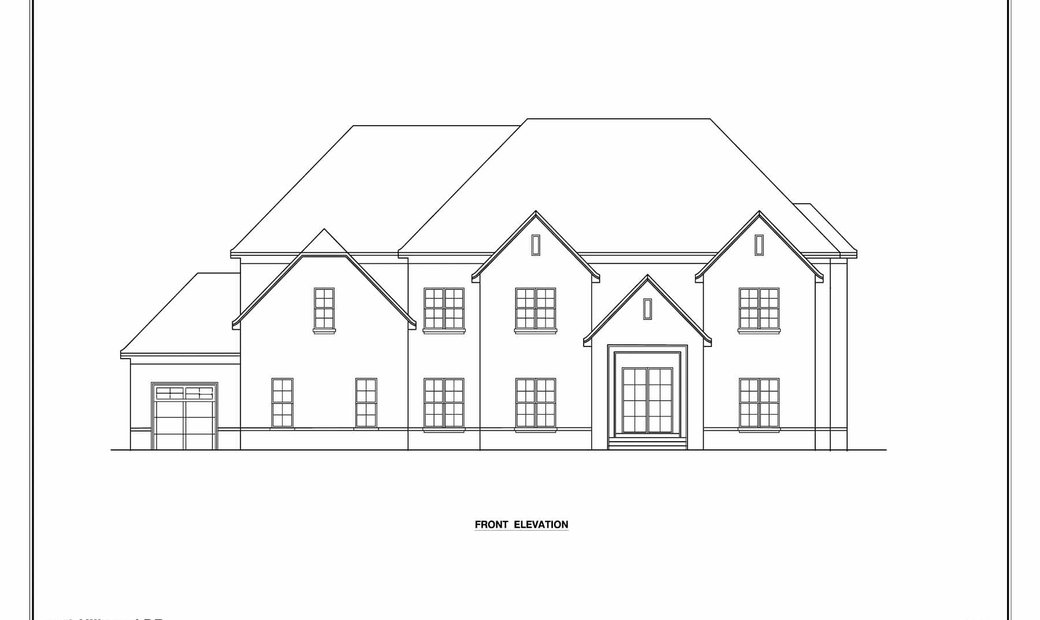 Custom New Construction In Sought After East Cobb Community