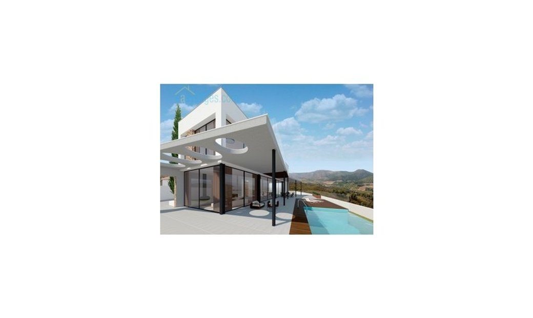Stunning New build house in Monte Corona, Ador
