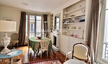 FURNISHED PROPERTY TO RENT IN PARIS 7TH - CARRÉ DES ANTIQUAIRES