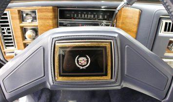 1984 Cadillac Fleetwood Sedan